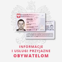 Obywatel - obsługa