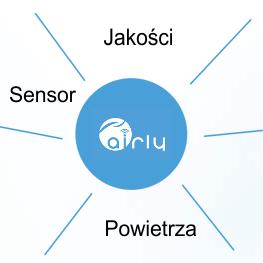Sensor Jakości Powietrza